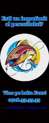 Pescuit sportiv Faur