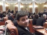A început greva foamei în Parlament
