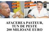 Afacerea Pasteur, versus ICA Voiculescu