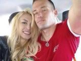 Andreea Bălan își lansează iubitul american în showbizul românesc