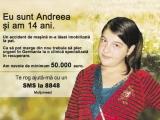 Andreea Lichi vrea să meargă din nou
