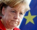 Angela Merkel îl sprijină pe Traian Băsescu. Ponta reacţionează