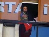 Atac armat la Instambul în timpul vizitei președintelui turc în România