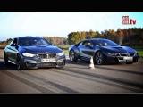 BMW i8 versus BMW M4. Cine va detrona mașina anului 2014 VIDEO