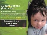Bogdan va trăi numai dacă îl ajutăm să facă intervenția de care are nevoie