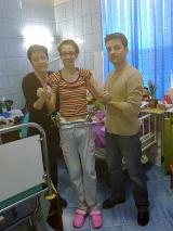 Bujor Laura Andreea, o tânără care are nevoie de ajutor