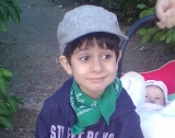 Călin Graur, un băieţel care se luptă cu CANCERUL