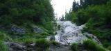 Cascada Cailor din apropriere de Borşa