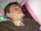 Caz umanitar dramatic: Ajută-l pe Iarco să respire şi să aibă un cărucior electric