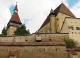 Cetatea Biertan din Transilvania