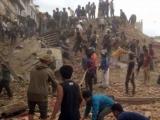 CUTREMUR NEPAL: Bilanțul ar putea ajunge la 10.000. Trei zile de doliu național