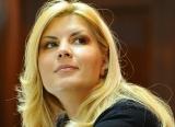Elena Udrea: Cea mai mare bucurie este să fiu acasă de ziua mea