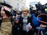 Elena Udrea s-a prezentat la secția de poliție pentru a stabilii programul din perioada controlului judiciar