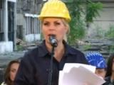 Elena UDREA și-a lansat candidatura pentru Președinție