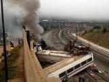 Filmul tragediei feroviare cu 77 de morți VIDEO