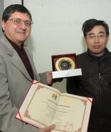Florentin Smarandache – doctor honoris causa la Beijing