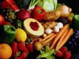 Frumusețe cu fructe şi legume