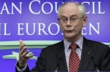 Herman Van Rompuy, preşedintele Consiliului European, a condamnat public evenimentele din România