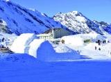 Hotelul de Gheaţă  de la Bâlea va fi deschis anul acesta !