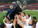 Il Luce a câștigat titlul, dar criza din Ucraina îl poate îndepărta de Șahtior