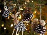 Împodobeşte bradul cu ornamente făcute în casă! (I)