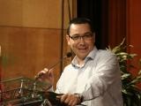 Întânire fulger a lui Ponta cu politicieni moldoveni