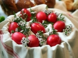 JOIA MARE. De ce se înroșesc ouăle în Joia Mare și care este legenda acestui obicei