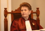 Judecătoarea Aspazia Cojocaru, ameninţată înainte de dezbaterea pe suspendare a preşedintelui