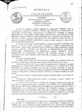 JUSTIŢIA, CONSTITUŢIA ŞI CLANUL MAFIOT DIN UNIVERSITATEA  CRAIOVEANĂ (I)