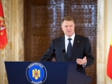 """Klaus Iohannis: """"Corupția e ca o boală"""""""