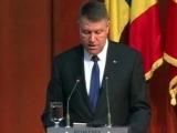 Klaus Iohannis, la bilanțul MApN: Acțiunile militare de tip hibrid reprezintă o provocare directă