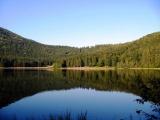 Lacul Sfanta Ana, singurul lac de origine vulcanica din Romania