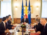 Liderii partidelor au semnat pentru legea Big Brother a lui Klaus Iohannis