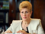 """Livia Stanciu: """"Nu mă las intimidată de reacțiile lui Băsescu"""""""