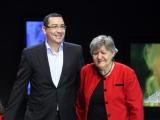 Mama lui Victor Ponta, audiată la DNA