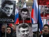 Mii de oameni la înmormântarea lui Boris Nemțov