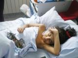 Mirabela, fetiţa minunată cu ficatul bolnav