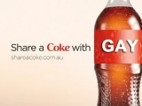 """Nu o să crezi ce apare când scrii """"GAY"""" în aplicaţia lansată de Coca Cola pentru JOCURILE DE IARNĂ"""