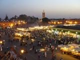 """O călătorie în Marrakesh, """"Orașul Roșu"""""""