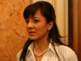 Oana Mizil, adusă cu mandat la DNA