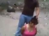 Șocant. O femeie a fost decapitată cu un cuțit