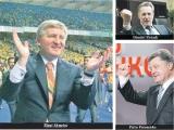 Oligarhii Ucrainei se luptă pentru supremaţie: cu cine trag Ahmetov, Firtash şi Kolomoiski