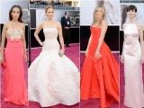 Oscar 2013: Cele mai spectaculoase rochii de pe covorul rosu