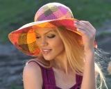 Pălării de soare - propuneri pentru vară