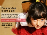 Pentru Ana Coman fiecare zi este o bătălie cu siondromul RASMUSSEN