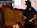 Piesă de teatru cu decapitări la o școală cu profil religios