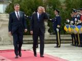 Președintele Turciei, vizită oficială la București