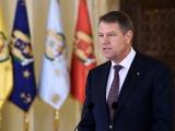 Președintele Klaus Iohannis face declarații de presă de la ora 18