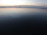 Primele imagini cu cu elicopterul prabușit, filmate de dronă