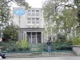 Primul tun marca Stănescu: Institutul Pasteur